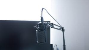 audio-technicaのコンデンサマイク AT2035 をレビュー