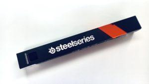 大きいマウスパッド SteelSeries QcK + をレビュー