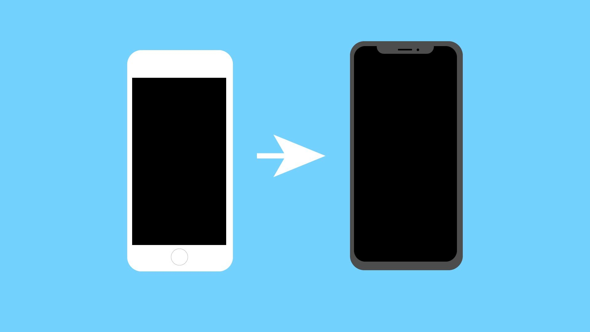 iPhone6sを4年使った私がiPhoneXsに乗り換えて気づいたこと