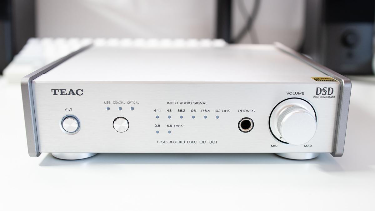 UD-301で低価格にデスクトップオーディオの音質を向上