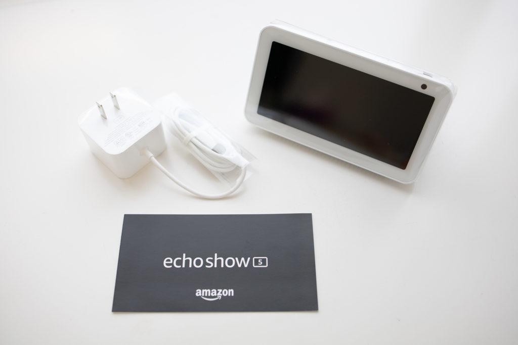 Amazon Echo Show 5 アクセサリー