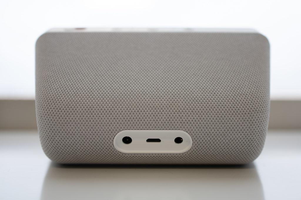 Amazon Echo Show 5 背面