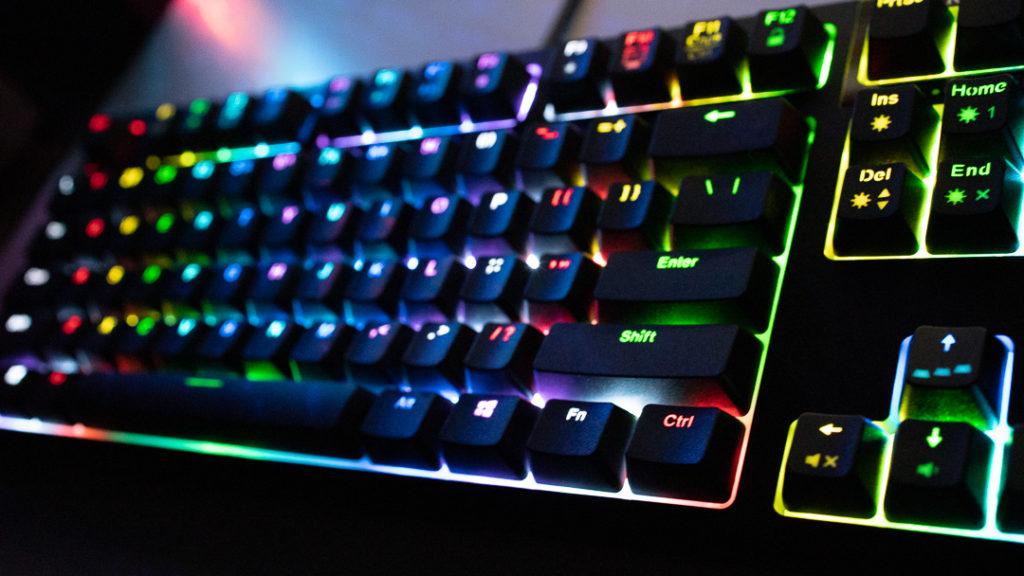 REALFORCE RGB TKL R2TLA-US4G-BK