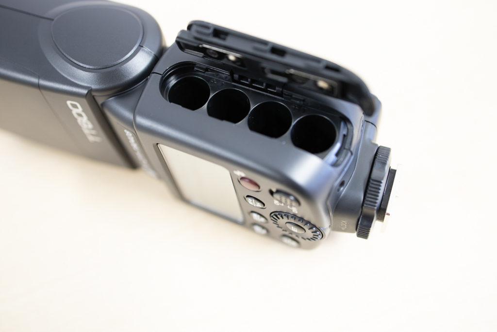 GODOX TT600 電池 単3電池 4本