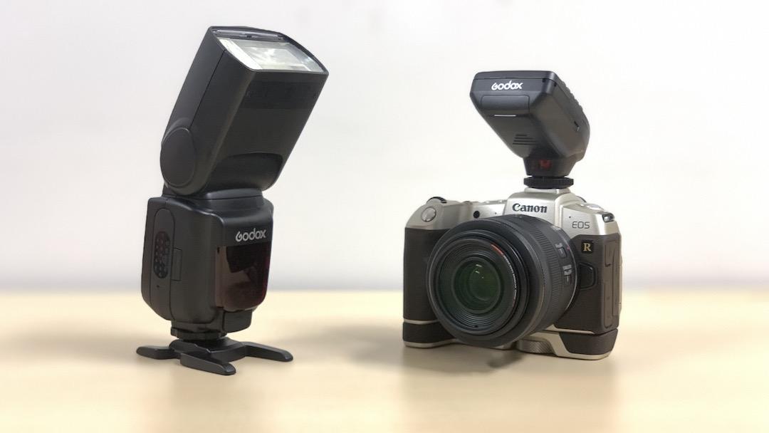 GODOX TT600とXProでライティングに入門したい!