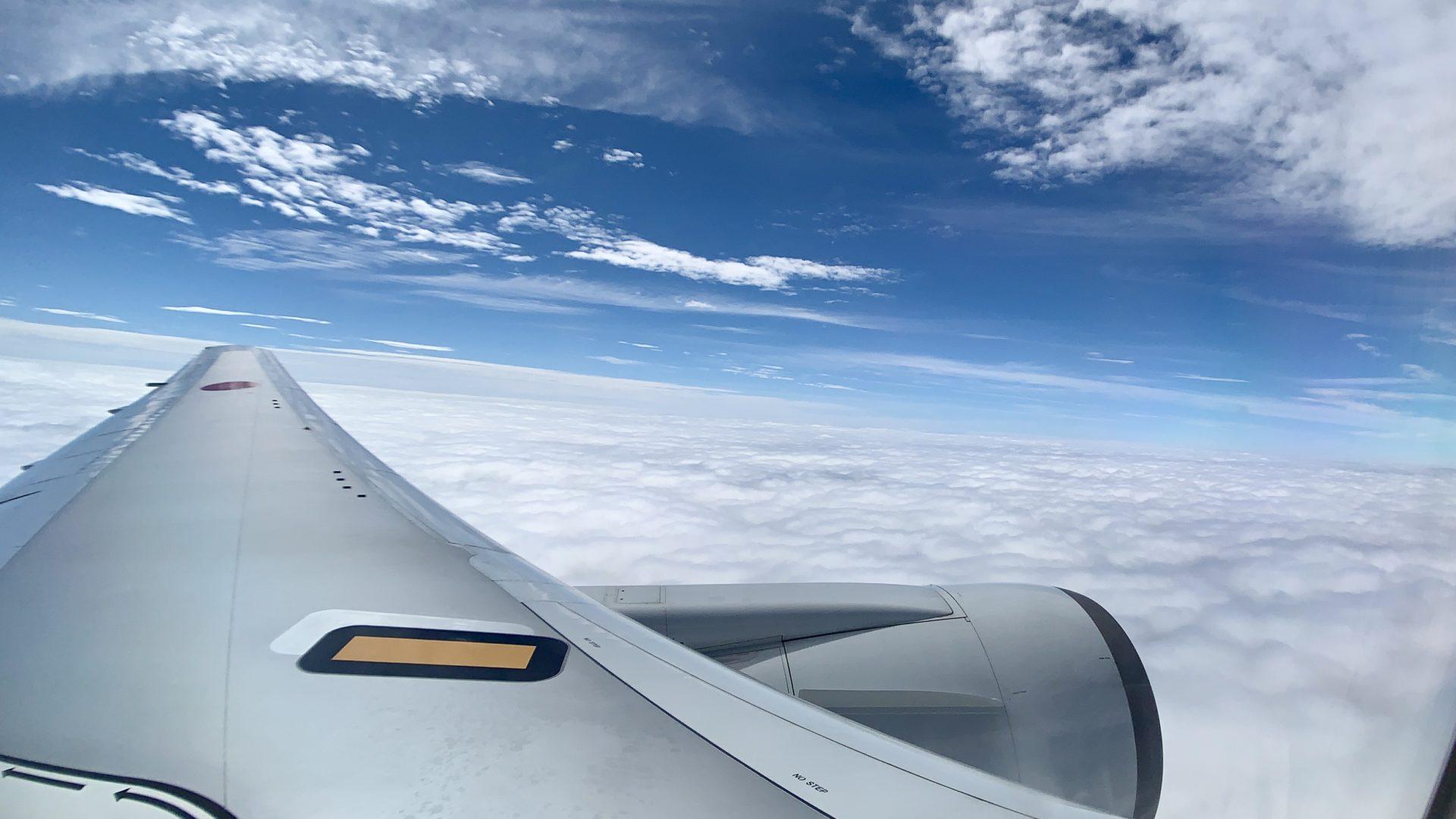 機内Wi-Fiを使ってみた! ANA国内便の機内Wi-Fiの設定方法