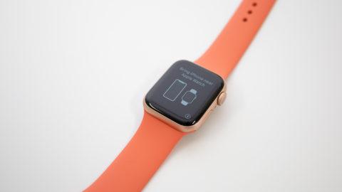 Apple Watch Series 5をリニューアルしたApple表参道で購入しました