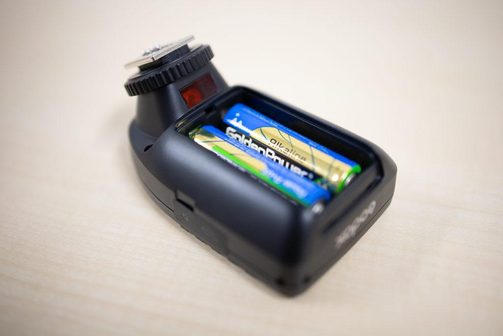 XPro-C 単三電池2本