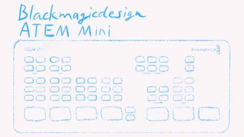 高機能HDMIスイッチャーATEM Miniがほしい!