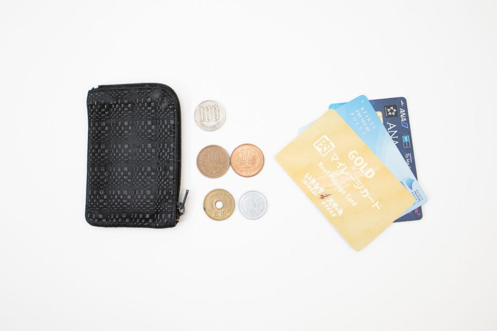 印伝のお財布