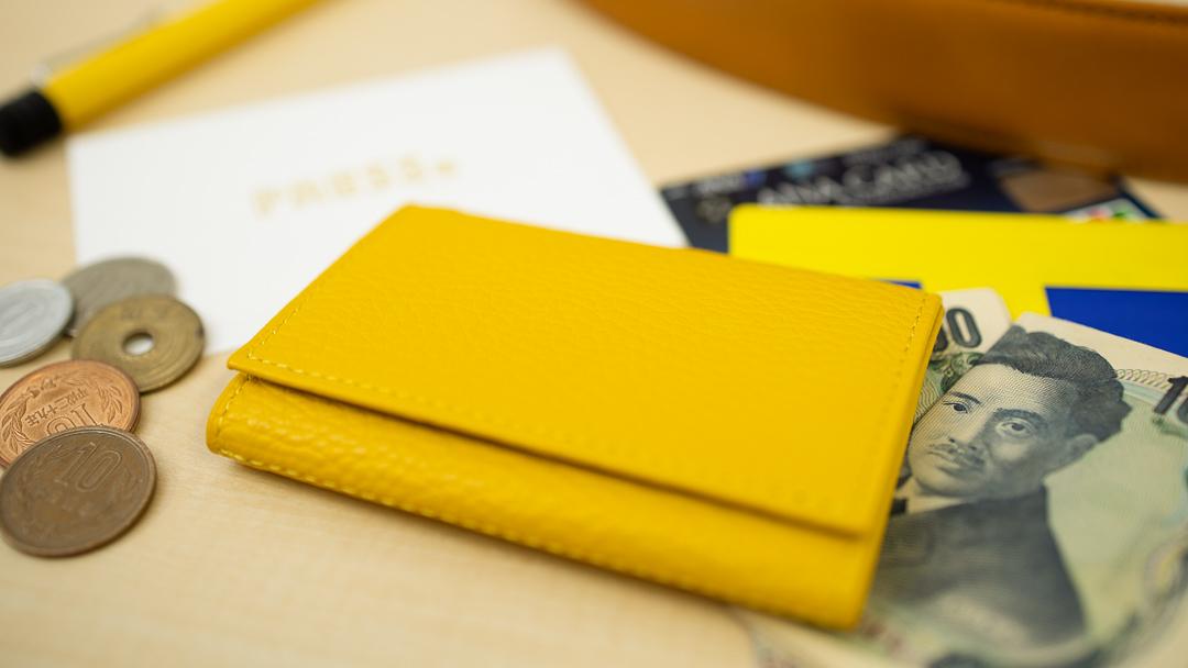 素敵なキャッシュレス時代のお財布PRESSoが届いた!