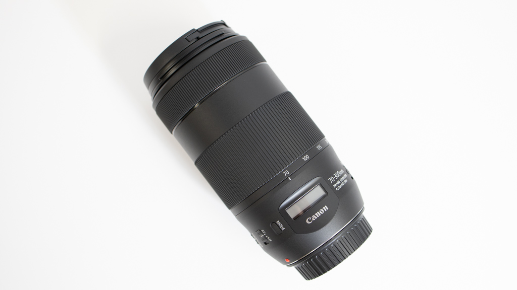 EF70-300mm F4-5.6 IS II USM 外観
