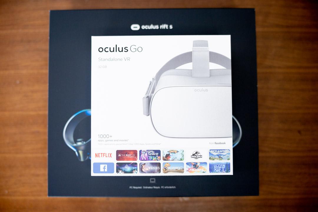 Oculus Rift Go 比較