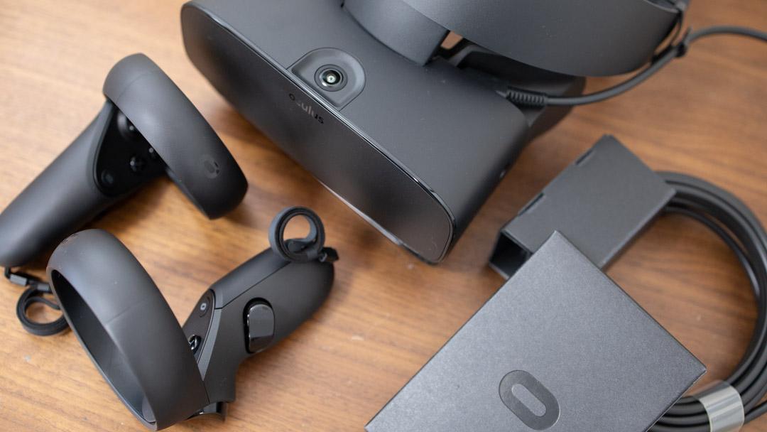 Oculus Rift Sがやってきた