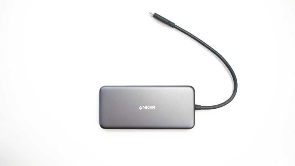 Anker PowerExpand+ 7-in-1 USB-C PD イーサネット 外観