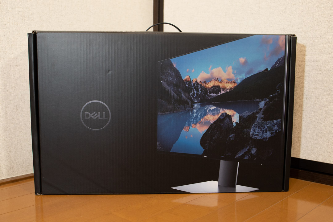 DELL U2414HE 箱