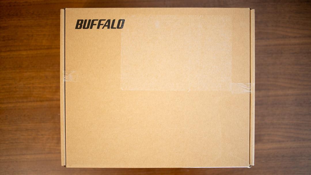 Buffalo wifi AX6 WSR-5400AX6 箱