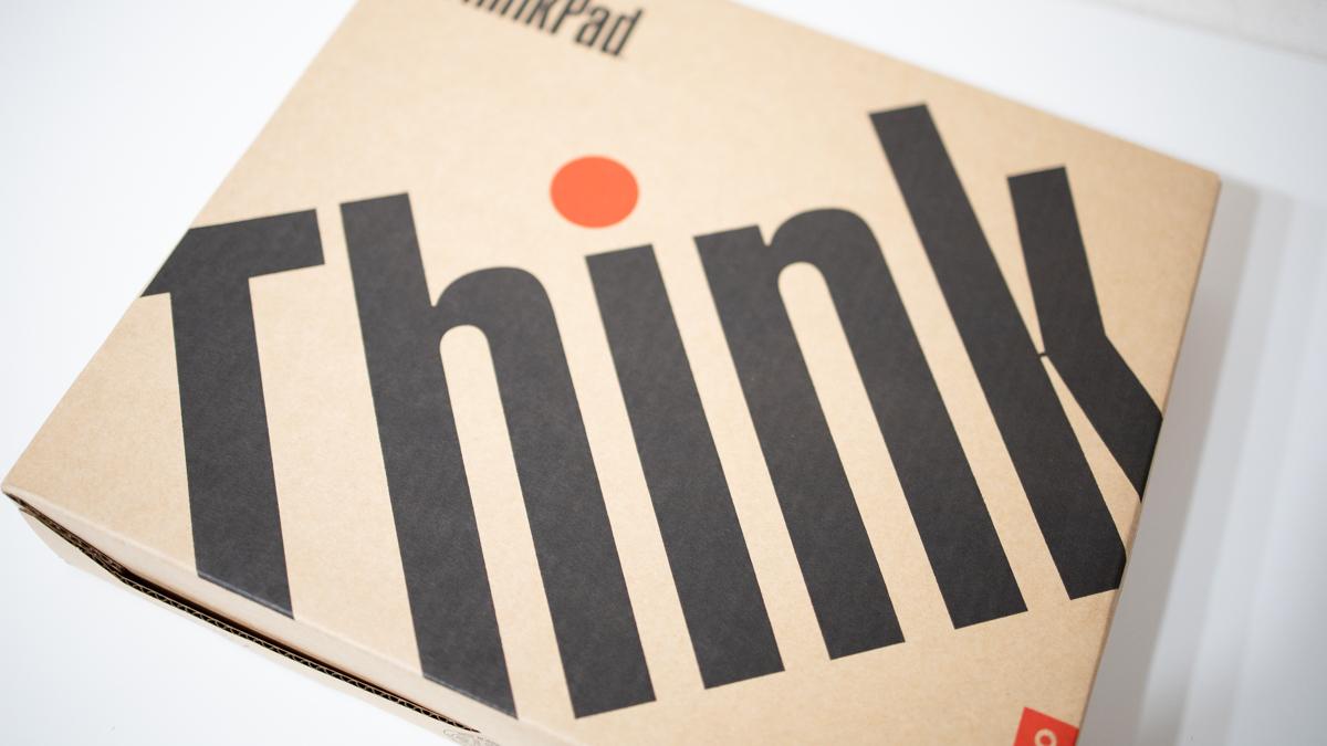 ThinkPad X13を購入してSSDを換装するまで
