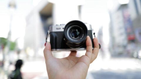 毎日持ち歩きたいカメラ。FUJIFILM X-T20。