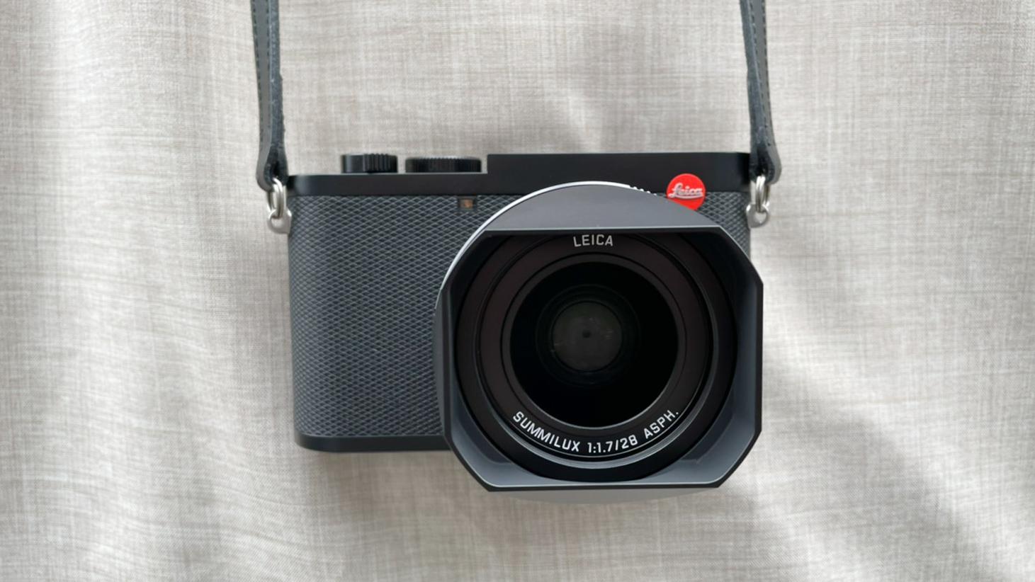 写真と向き合うためにLeica Q2を買った。