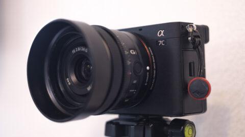 Cinematic Vlogを始めたいのでα7Cを購入してみた